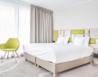 Hotel Almond-pokoje hotelowe