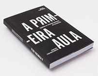 A Primeira Aula - Book Design