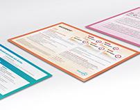 Leaflets on medicines
