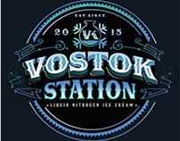 VOSTOK STATION / BRANDING