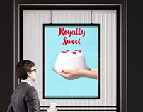 Royally Sweet, Cherry Pop - The Cherry on The Cake