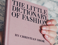 Christian Dior 'Little Dictionary of Fashion' — Abrams