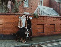 Katie & Holdi and Puma