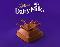 Cadbury Splash Animation