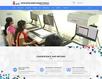 Official Website of C-DIT