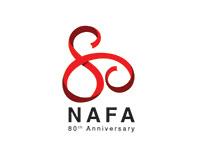 NAFA 80th Anniversary Logo