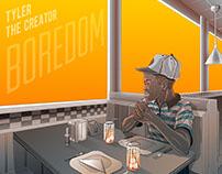 Tyler The Creator - Boredom
