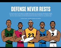 ESPN - Defense Never Rests