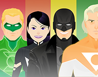 LGBT Superheroes
