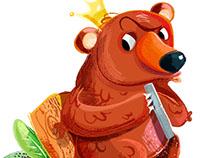 """""""El rey oso"""""""
