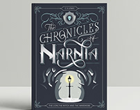 'The Chronicles Of Narnia' Book Cover