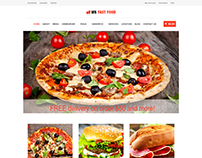 WS Fast Food WooCommerce Theme