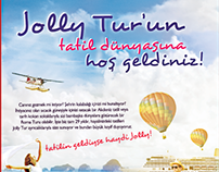 Jolly Tur Tam Sayfa ilan