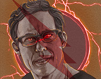 Dr Harrison Wells