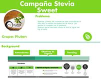 Campaña Stevia Sweet