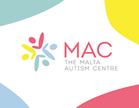The Malta Autism Centre Branding