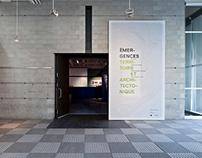 Emergences - Poster, exhibition