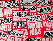 NO VA MÁS – Campaign Centro Cultural Recoleta