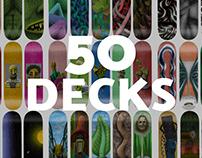 50 Decks