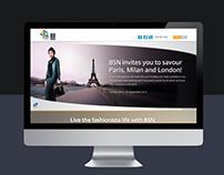 BSN Personal Financing Microsite