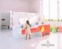 Kindergarten Bathroom Competition