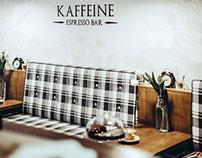 kaffeine - espresso bar -