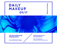 Daily Makeup | Modern and Creative Templates Suite