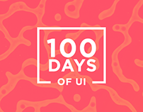 100 Days of UI