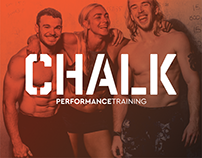 Chalk Performance Training - Complete Rebranding