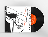 Madvillainy Album Cover & Illustration