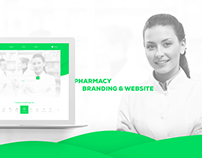 Pharmacy Branding & Website