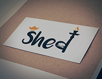 Shed - Logo Design