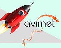 Social Media Post: Avirnet