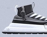 ADIDAS BOOST Lifestyle shoe