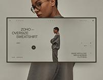 Z O H O © — CLOTHING