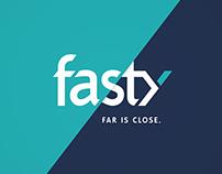 FASTY Branding