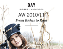 DAY Birger et Mikkelsen — AW10/11 Website
