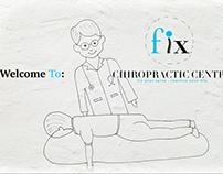 Fix Chiropractic - Explainer Video