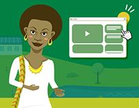 Animaciones: Negocios verdes e Inclusivos