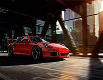 Porsche 911 GT3 - Chicago