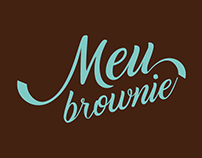 Meu brownie - identidade