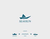 Sea & Sun - Logo