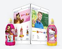 Magic Brands Web Design
