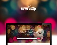 BFM Easy - Web development