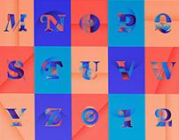 36 Days of Type 2018: Geo Serifs