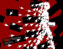 TEDx Bacau Cover Prototypes