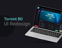 Torrent BD- Website Redesign
