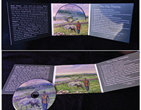 Sean Keane CD Cover Design and LOGO