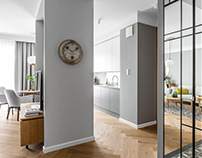 70 sqm flat in the Old Town, Gdansk, Poland.