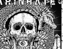 Album Cover-FARINHATE